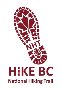 NHT Boot Print of Hike BC